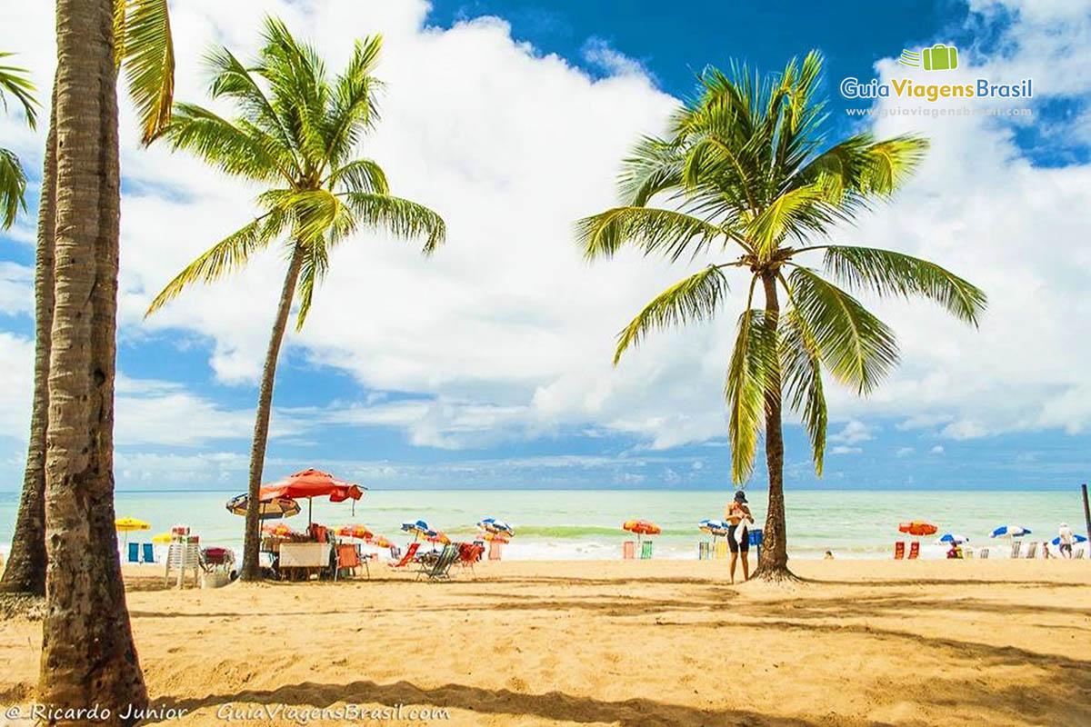 Foto Praia de Boa Viagem, Recife, PE.