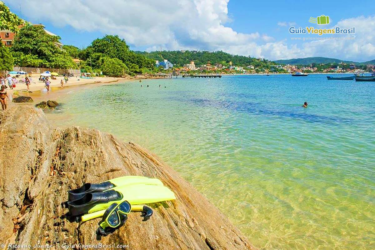 Foto mergulho Praia da Lagoinha.