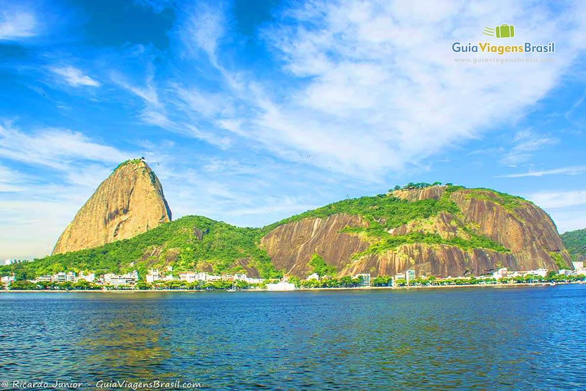 Foto Morro da Urca, RJ.