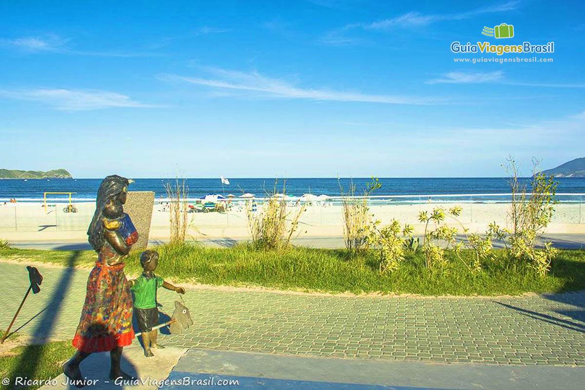 Foto Praia do Forte, Cabo Frio.