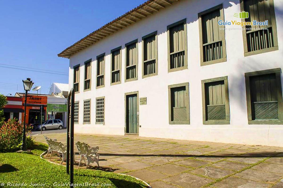 Foto Casarão antiga em Atibaia, SP.