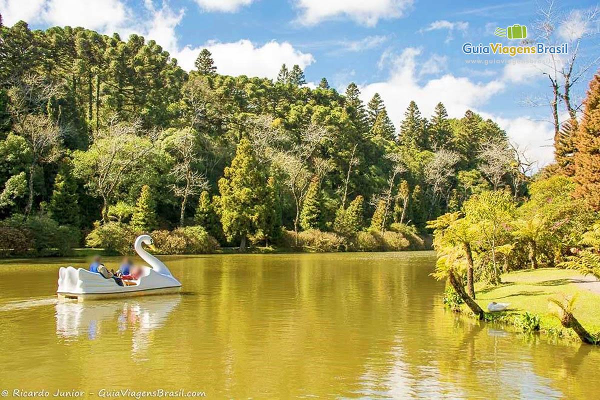 Foto Lago Negro, Gramado, RS.