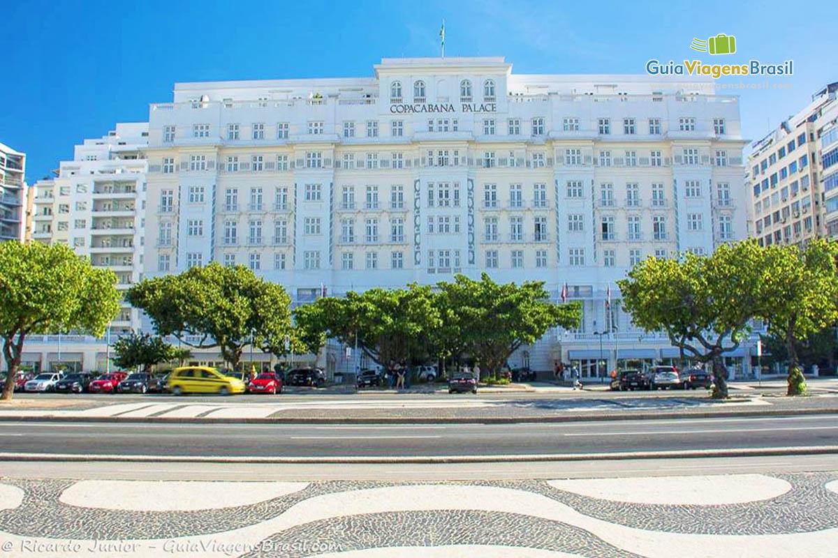 Foto Hotel Copacabana Palace, RJ.