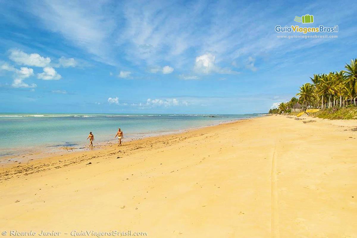 Foto Praia do Parracho, BA.