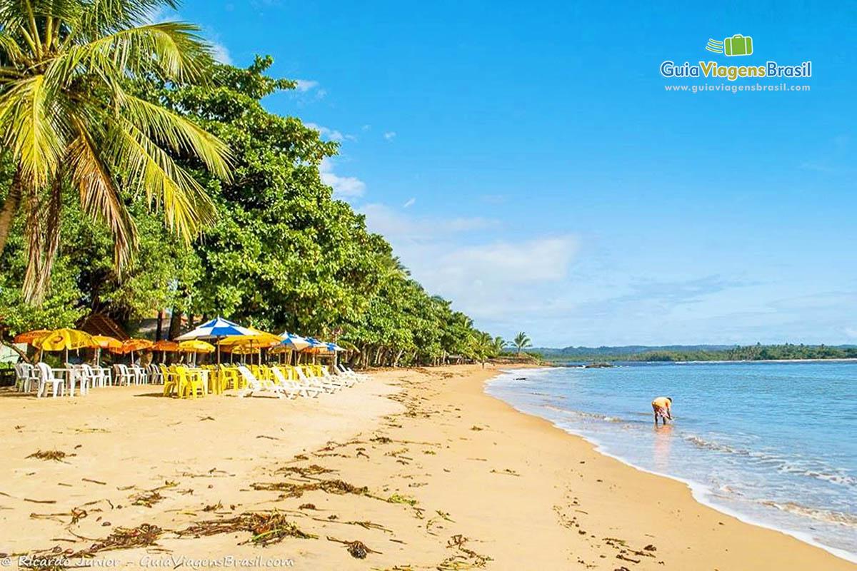 Foto Praia da Concha, em Itacaré, BA.