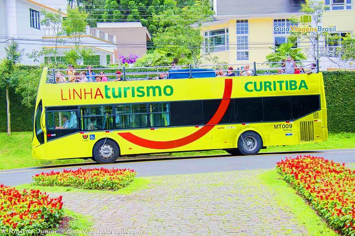 Foto Linha Turismo Curitiba, PR.