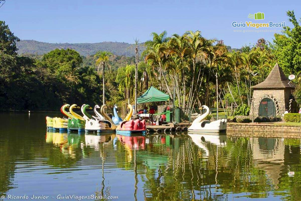 Foto Parque Edmundo Zanoni, Atibaia.