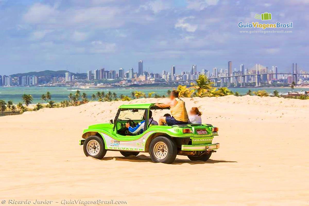 Foto passeio de bugue dunas de Natal, RN.