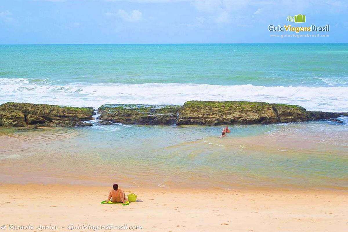 Foto Praia dos Artistas, em Natal, RN