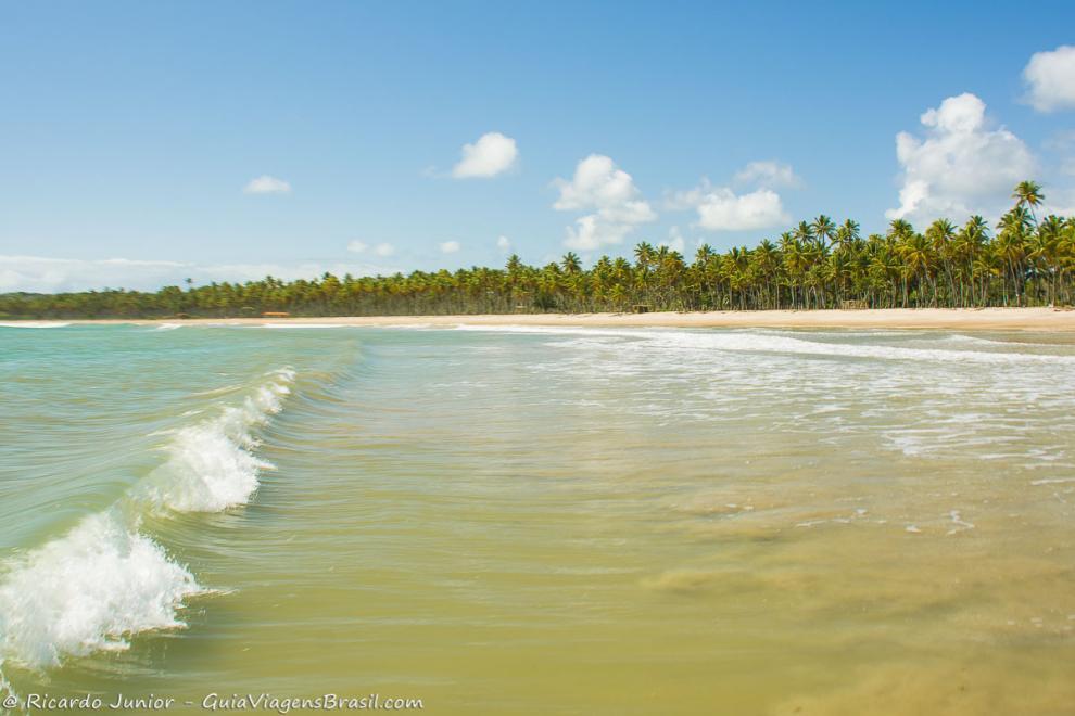 Foto Praia da Cueira, Ilha de Boipeba, BA.