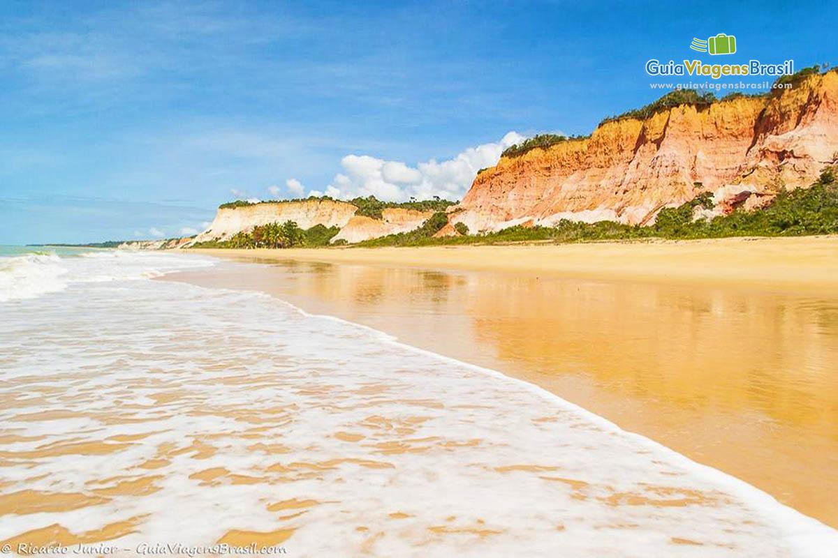 Foto Praia da Lagoa Azul, BA.