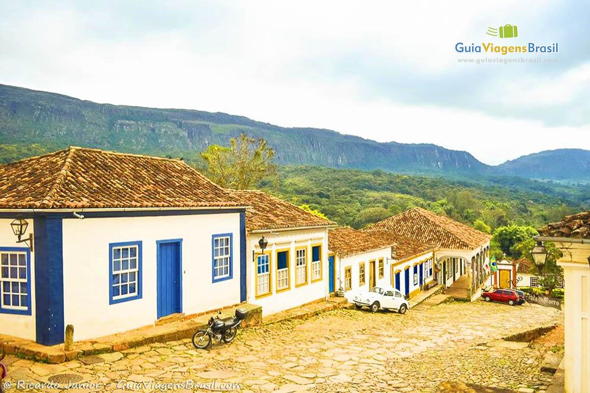 Foto Serra de São josé, Tiradentes, MG.