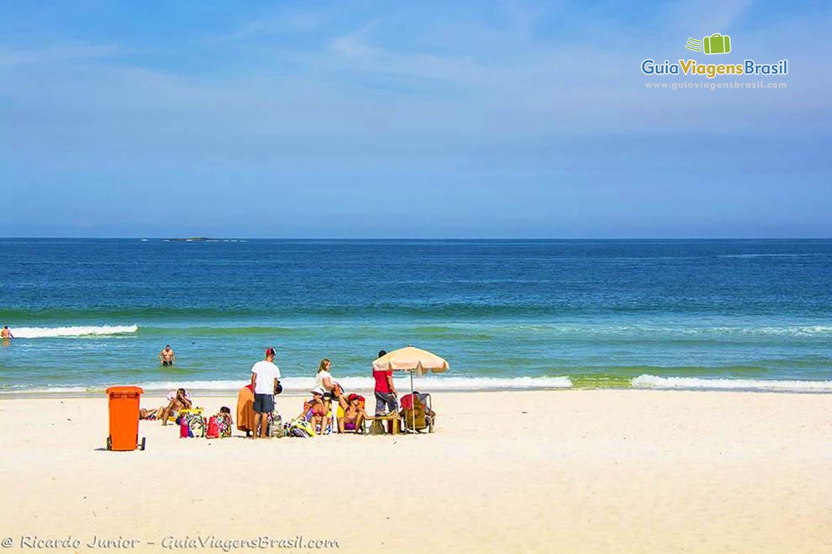 Foto Praia da Barra da Tijuca, Rio de Janeiro, RJ.