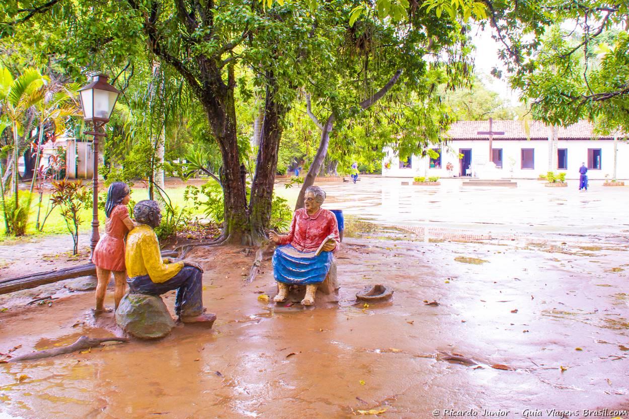 Foto Sítio do Picapau Amarelo, Taubaté, SP.