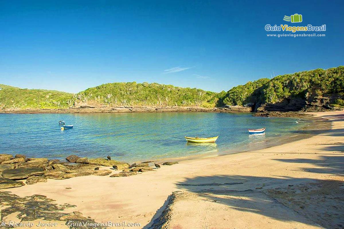 Foto Praia do Forno, Búzios, RJ.
