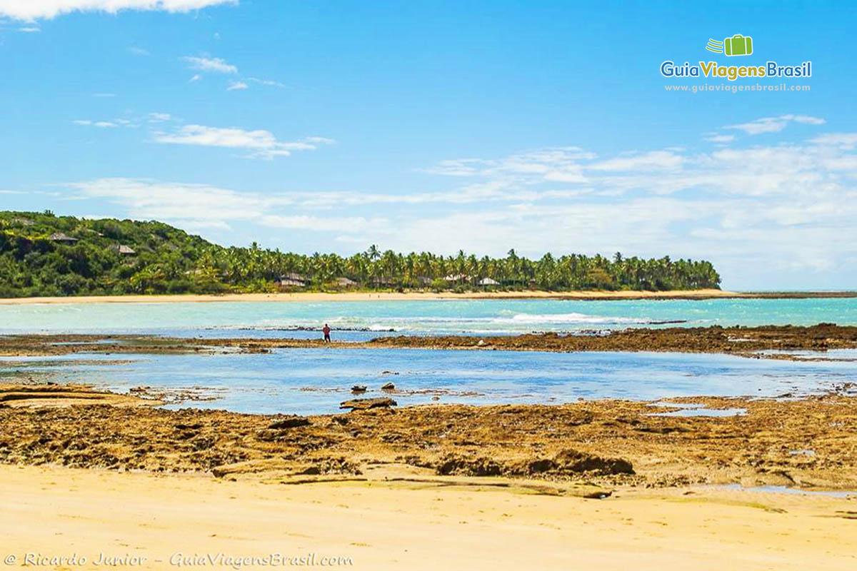 Foto Praia de Setiquara, BA.