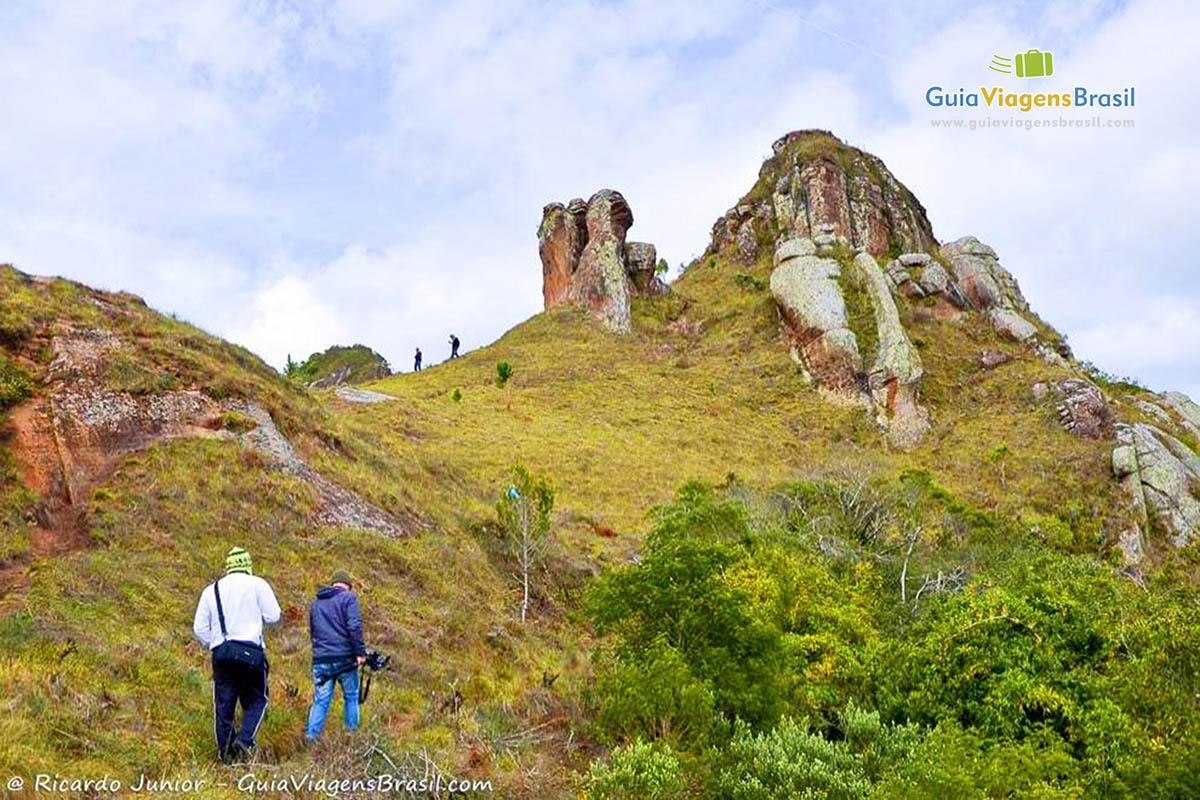 Foto do Morro do Campestre, em Urubici, SC.