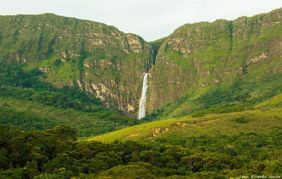 Cachoeira Casca D'Anta - Serra da Canastra, MG