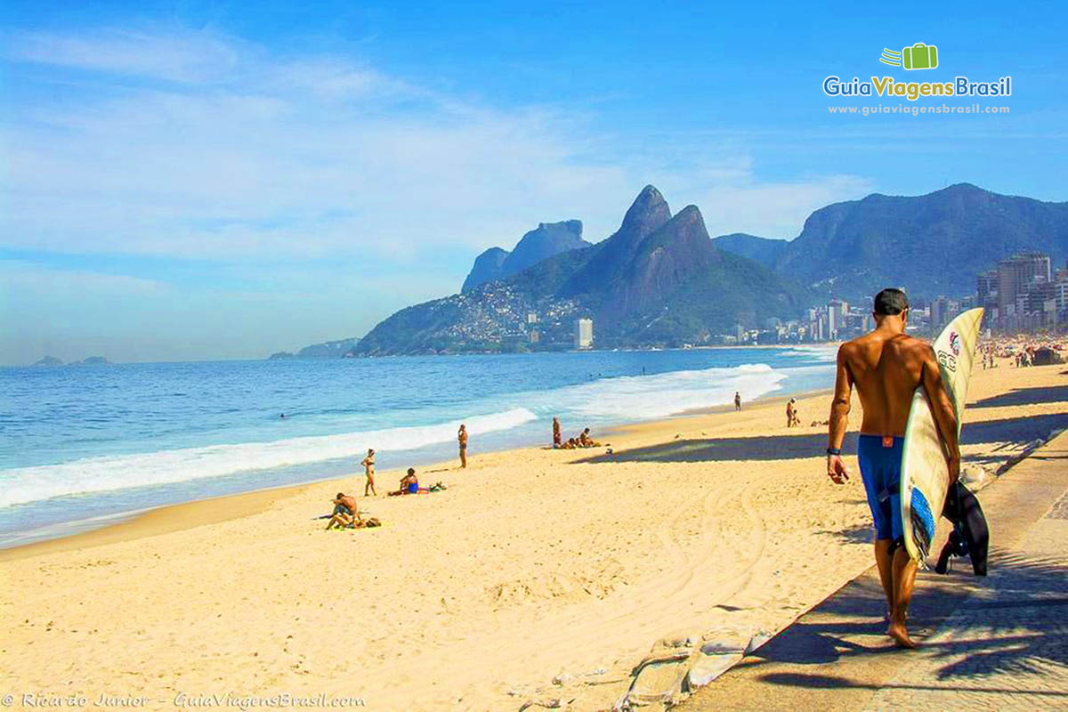 Panoramio - Photo of Praia de Copacabana, no verao carioca!