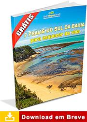 Ebook sobre as Praias do Sul da Bahia