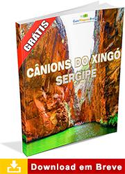 Ebook sobre Canions do Xingó