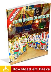 Ebook sobre Festas Juninas do Nordeste