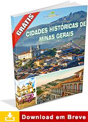 Ebook sobre as Cidades Históricas de Minas Gerais