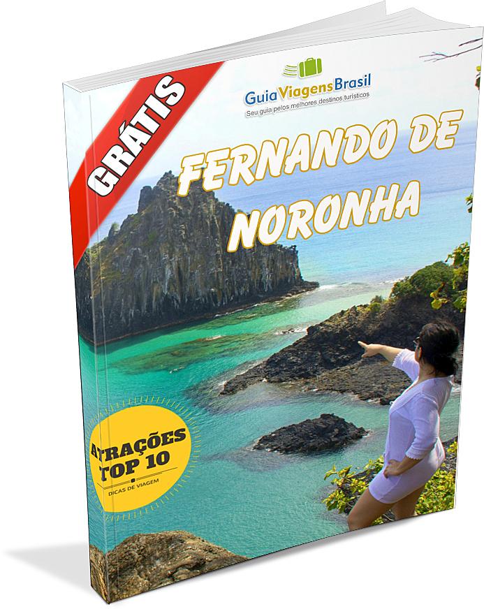 Ebook sobre Fernando de Noronha