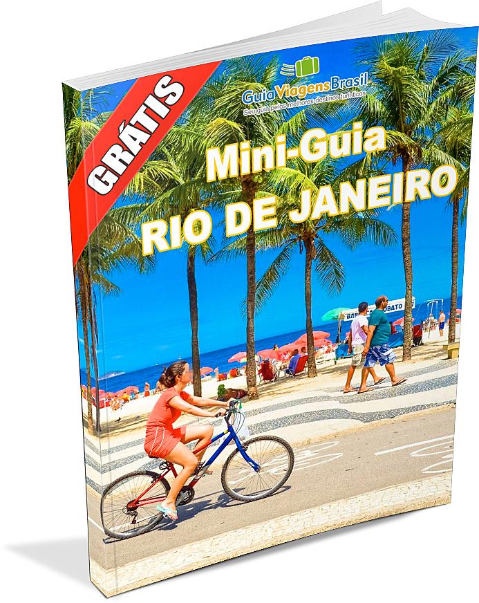 Ebook sobre Rio de Janeiro